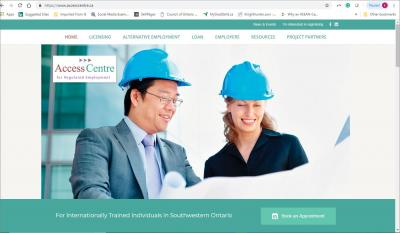 Access Centre for Regulated Employment London