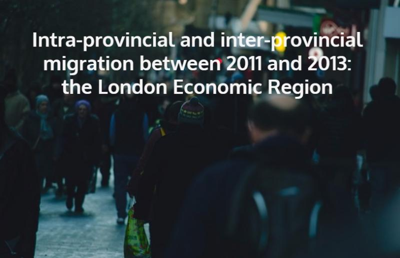 Migration and London Economic Region